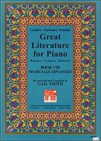 Creative keyboard presents great literature for piano
