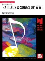 Ballads and Songs of WWI