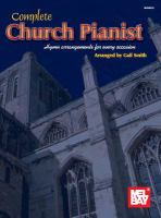 Creative Keyboard's Complete Church Pianist