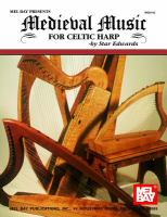 Medieval music for celtic harp