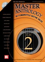 Mel Bay's Master Anthology of Fingerstyle Guitar Solos