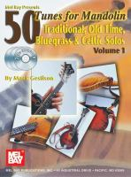 Mel Bay Presents 50 Tunes for Mandolin