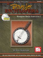 Mel Bay Presents The Banjo Encyclopedia