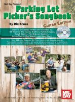 Parking Lot Picker's Songbook