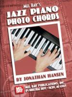 Mel Bay's Jazz Piano Photo Chords