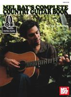 Mel Bay's Complete Country Guitar Book