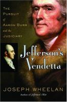 Jefferson's Vendetta