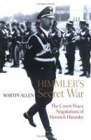 Himmler's Secret War