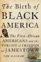 The Birth of Black America