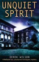 Unquiet Spirit