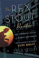 The Rex Stout Reader