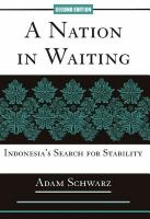 A Nation In Waiting