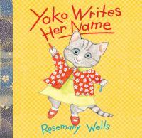 Cover of Yoko Writes Her Name