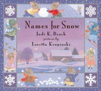 Names for snow