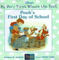 Pooh's First Day of School