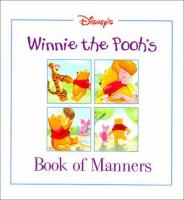 Winnie the Pooh's Book of Manners