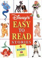 Disney's Easy to Read Stories