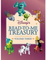 Disney's Read-to-me Treasury