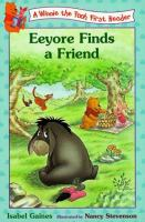 Eeyore Finds Friends