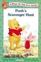 Pooh's Scavenger Hunt