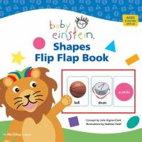 Shapes Flip Flap Book