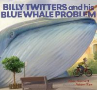 Image: Billy Twitters and His Blue Whale Problem