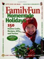 Familyfun Homemade Holidays