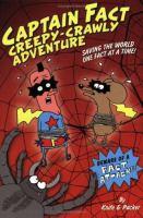 Captain Fact Creepy-crawly Adventure