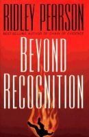 Beyond Recognition