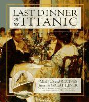 Last dinner on the Titanic