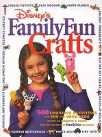 FamilyFun's Crafts