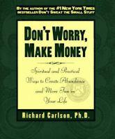 Don't Worry, Make Money