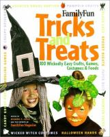 FamilyFun Tricks and Treats