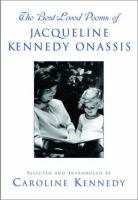 The Best-loved Poems Of Jaqueline Kennedy Onassis