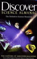 Discover Science Almanac