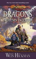 Dragons of Autumn Twilight