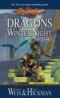 Dragons of A Winter Night