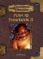 Dungeons & Dragons Players Handbook II