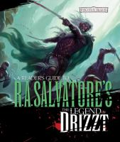 A Reader's Guide to R.A. Salvatore's The Legend of Drizzt