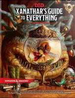 Xanathar's Guide to Everything™