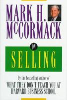 Mark H. McCormack on Selling