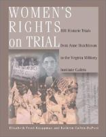 Women's Rights on Trial