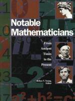 Notable Mathematicians