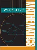 World of Mathematics