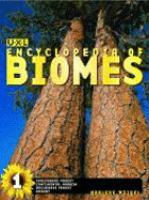 U.X.L Encyclopedia of Biomes