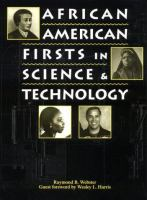 African American Firsts in Science & Technology