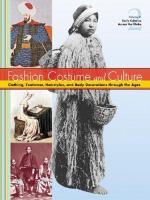 Fashion, Costume, and Culture