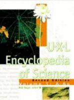 U-X-L Encyclopedia of Science