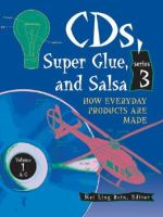 CD's, Super Glue, and Salsa