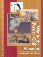 War In The Persian Gulf Almanac